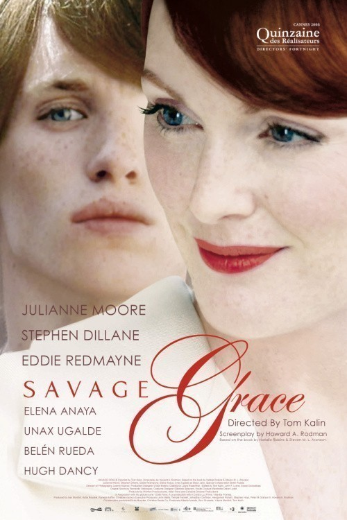 Savage Grace is similar to Amy.