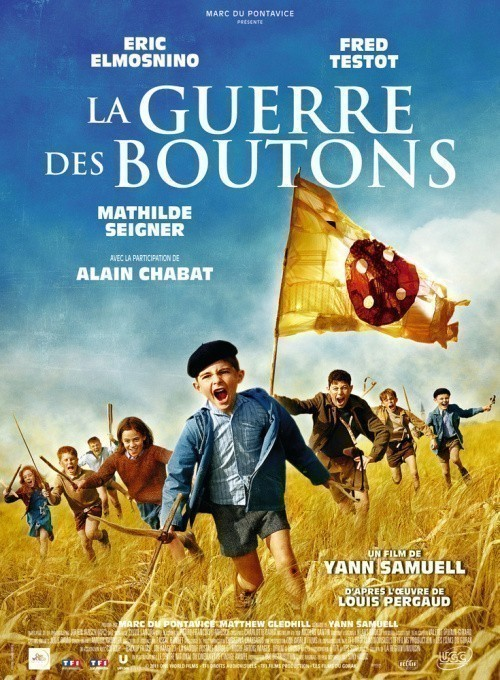 La guerre des boutons is similar to The Path of the Dragon.