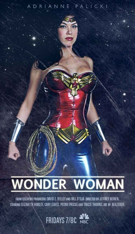 Wonder Woman is similar to Night and the City.