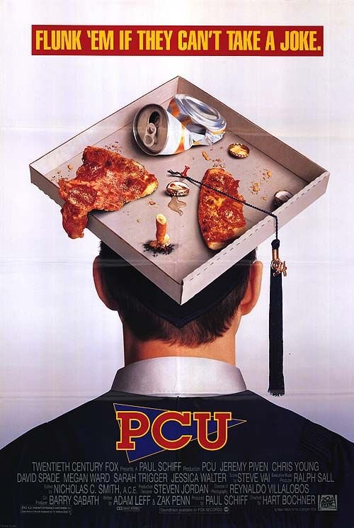 PCU is similar to A Quiet Place.