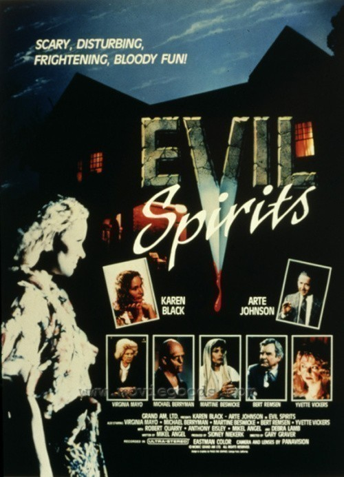 Evil Spirits cast, synopsis, trailer and photos.