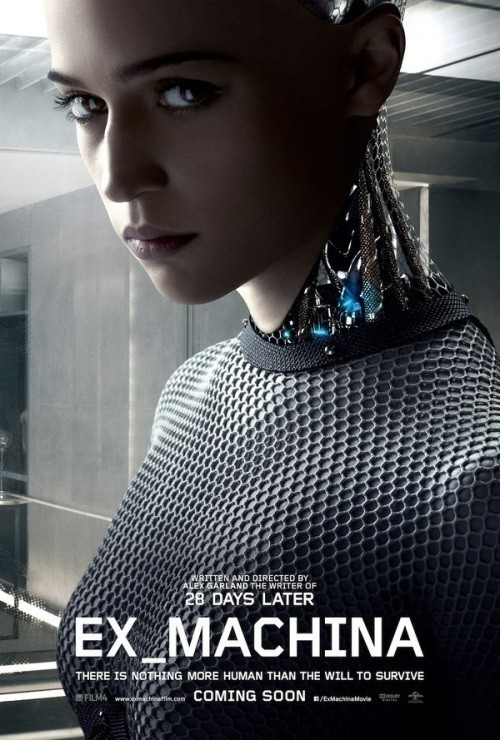 Ex Machina is similar to We'll Never Have Paris.