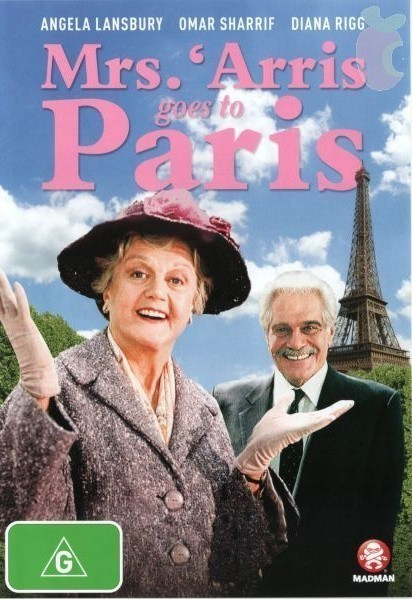 Mrs. 'Arris Goes to Paris cast, synopsis, trailer and photos.