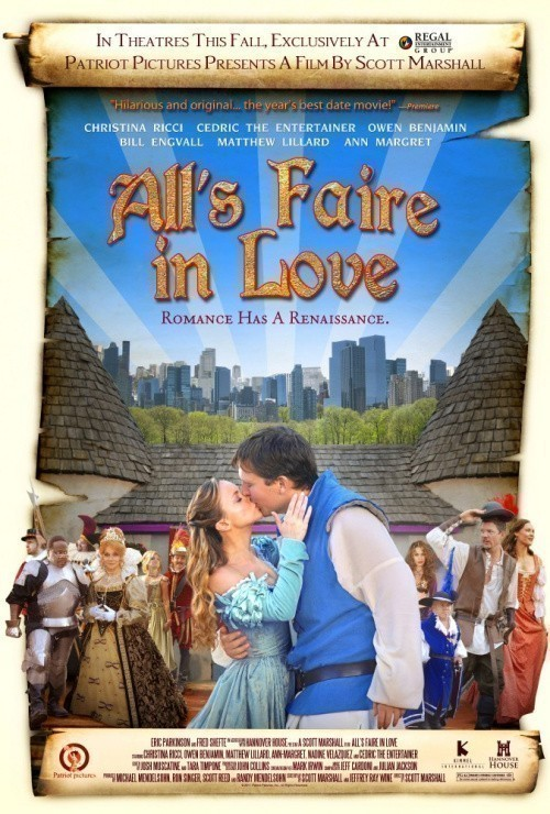 All's Faire in Love cast, synopsis, trailer and photos.