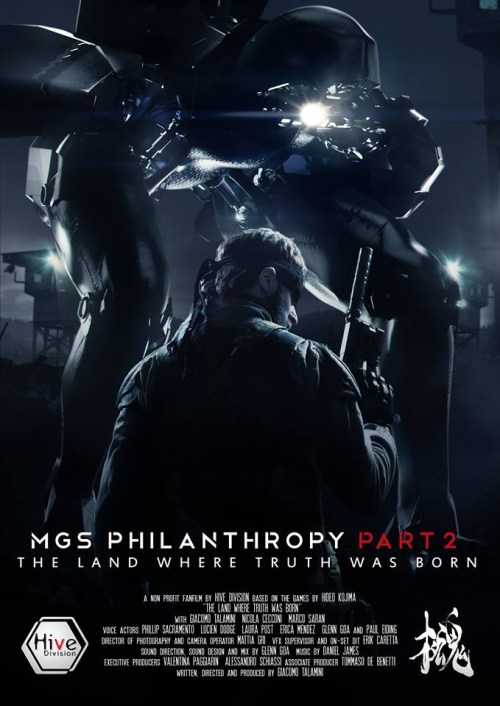 MGS: Philanthropy - Part 2 is similar to Frantsuz.