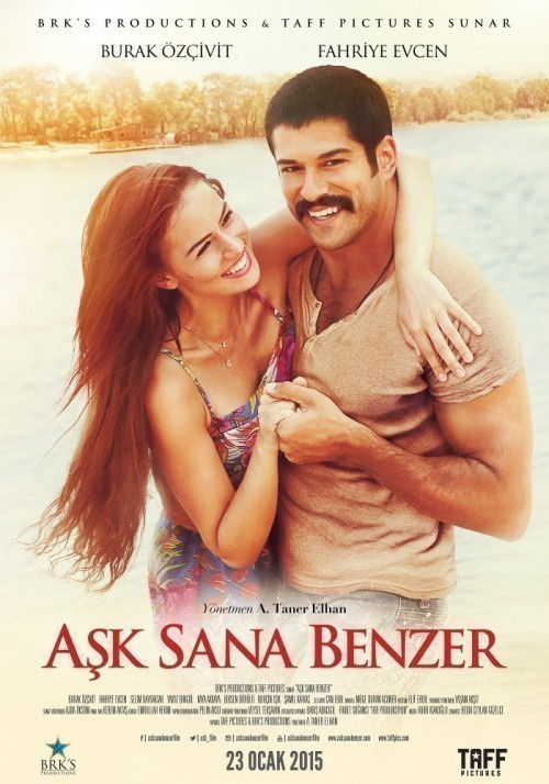 Aşk Sana Benzer is similar to Wild Horses.