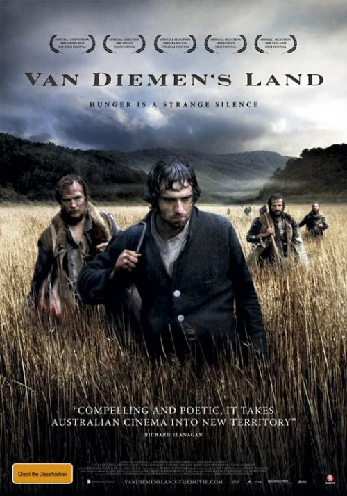 Van Diemen's Land cast, synopsis, trailer and photos.