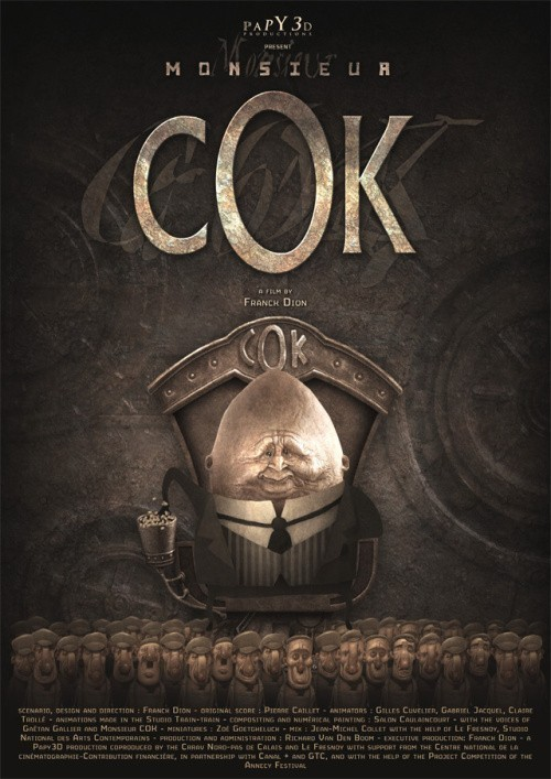 Movies Mister Cok poster