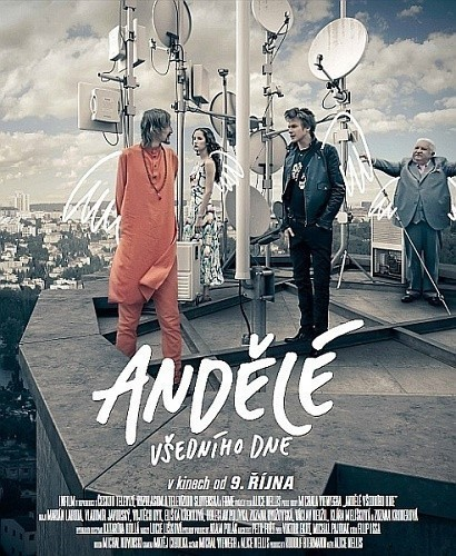 Andelé cast, synopsis, trailer and photos.