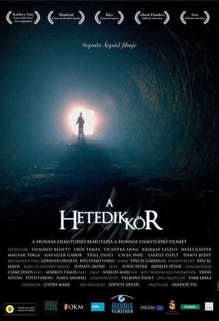 A hetedik kör cast, synopsis, trailer and photos.