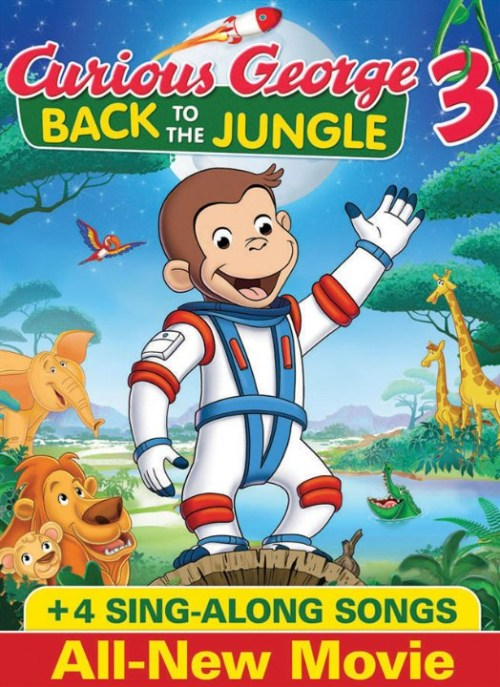 Curious George 3: Back to the Jungle is similar to Tristan + Isolde.