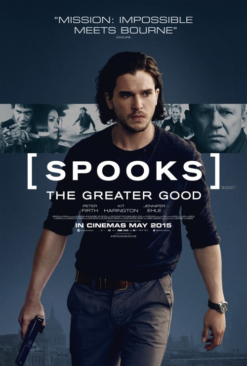 Movies Spooks: The Greater Good poster