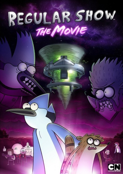Regular Show: The Movie is similar to City Lights.