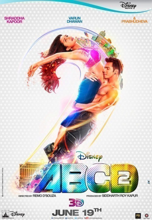 ABCD 2: Any Body Can Dance cast, synopsis, trailer and photos.
