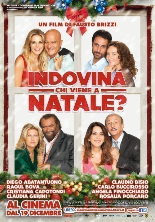Indovina chi viene a Natale? cast, synopsis, trailer and photos.