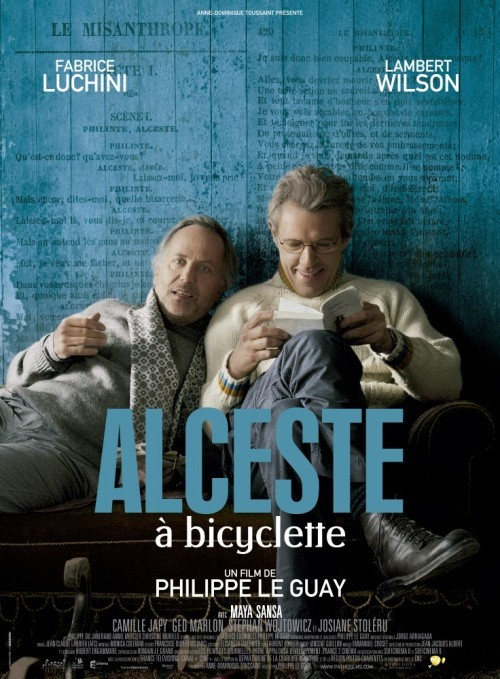 Alceste à bicyclette is similar to St. Ives.