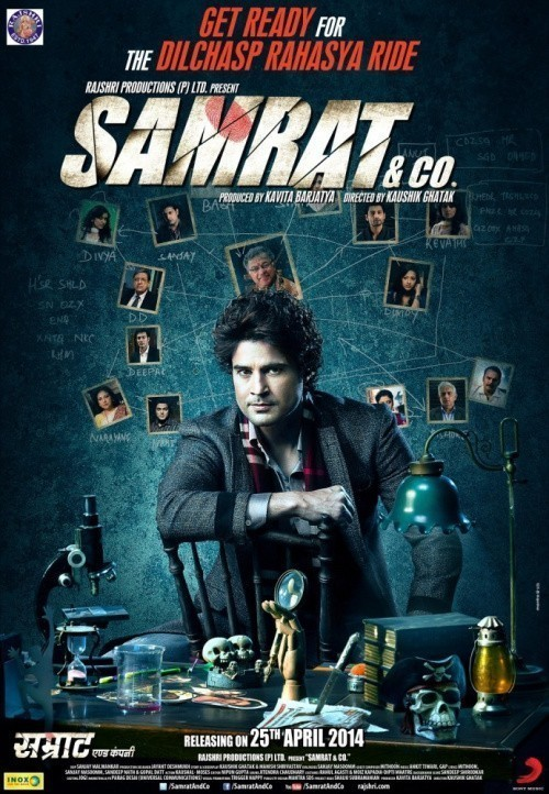Samrat & Co. is similar to The Amateurs.