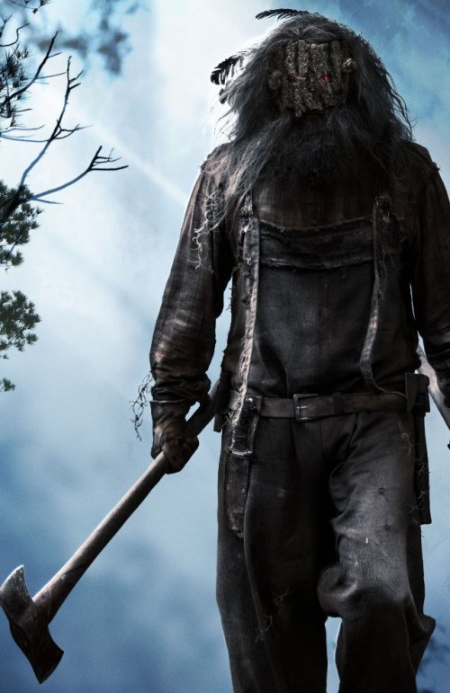 Lumberjack Man cast, synopsis, trailer and photos.