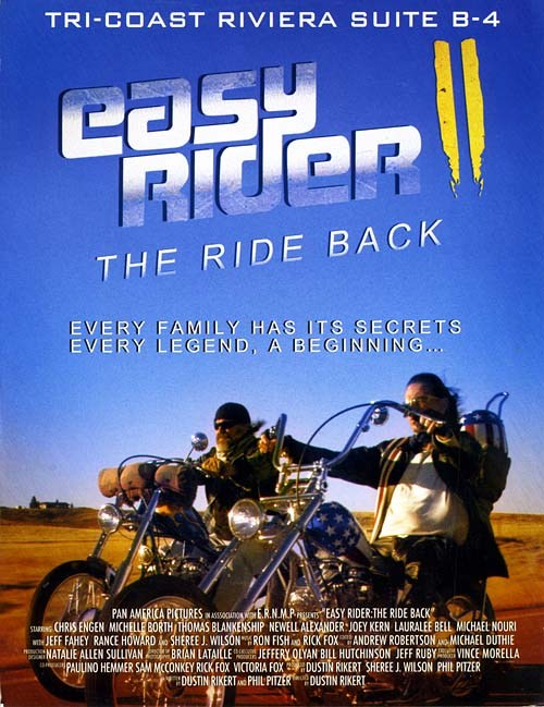 Easy Rider: The Ride Back cast, synopsis, trailer and photos.