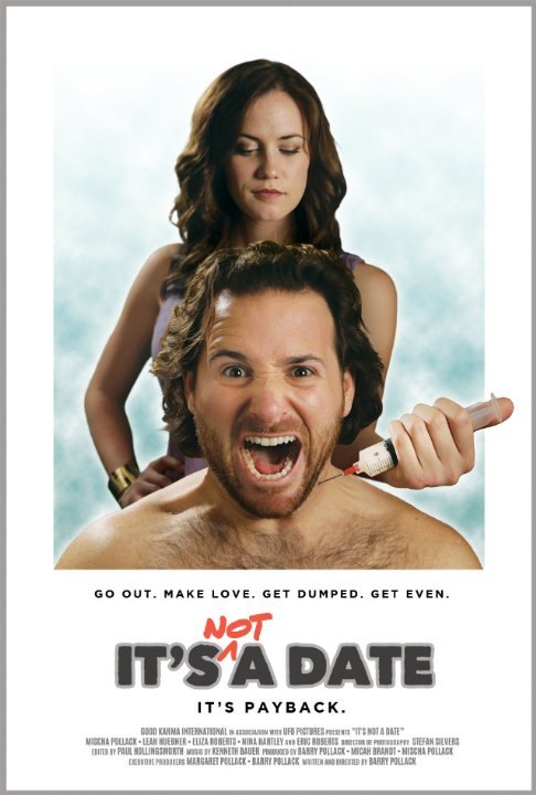 It's Not a Date cast, synopsis, trailer and photos.