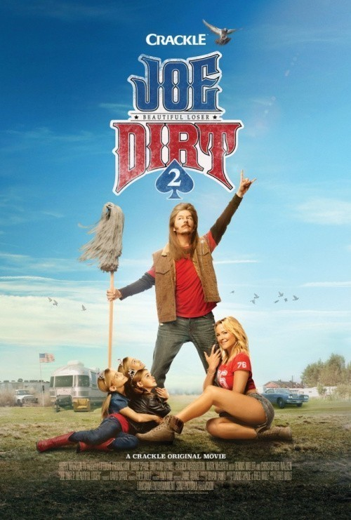 Joe Dirt 2: Beautiful Loser cast, synopsis, trailer and photos.