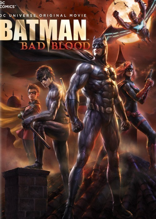 Batman: Bad Blood is similar to Kralovsky zivot otroka.