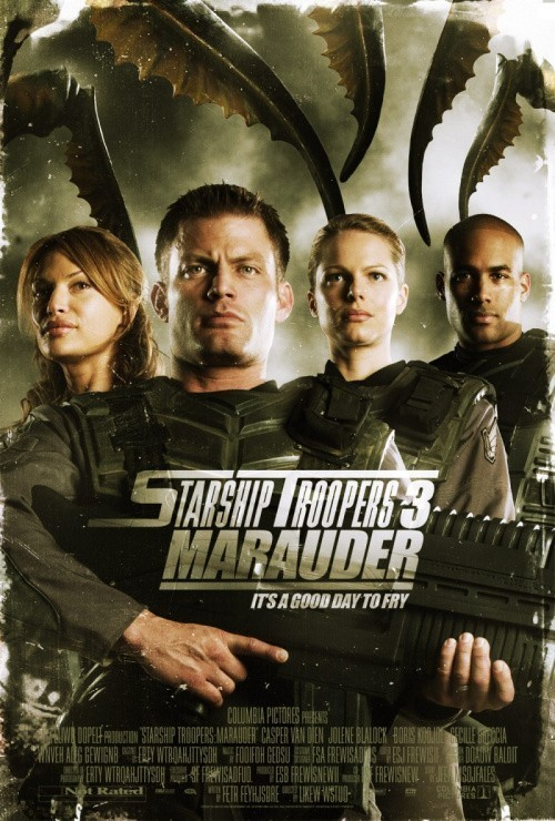 Starship Troopers 3: Marauder is similar to Ray.