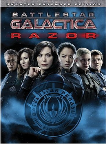 Battlestar Galactica: Razor is similar to Wild Ride.