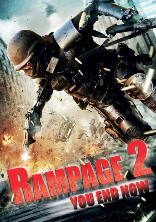 Rampage 2 is similar to Heimatland.