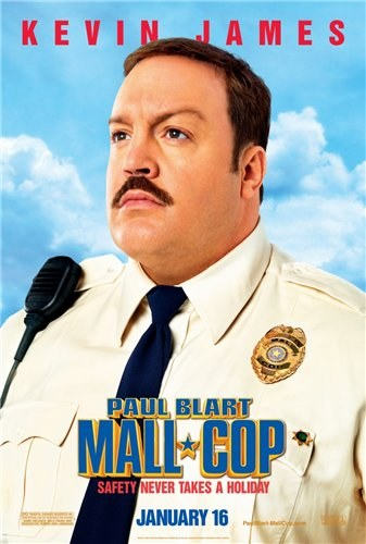 Paul Blart: Mall Cop is similar to Doggin' Around.