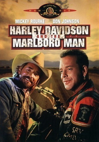 Harley Davidson and the Marlboro Man is similar to Chappie.