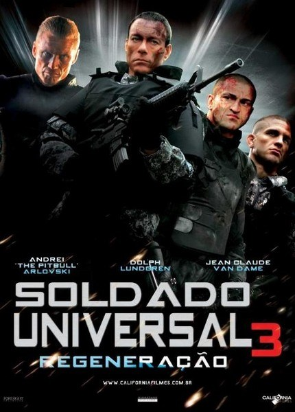 Universal Soldier: Regeneration cast, synopsis, trailer and photos.