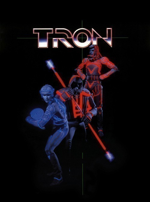 Tron is similar to The Mosquito Coast.