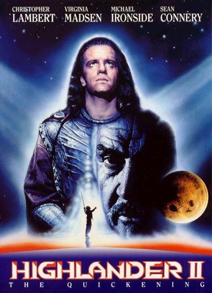 Highlander II: The Quickening is similar to Circle 17.