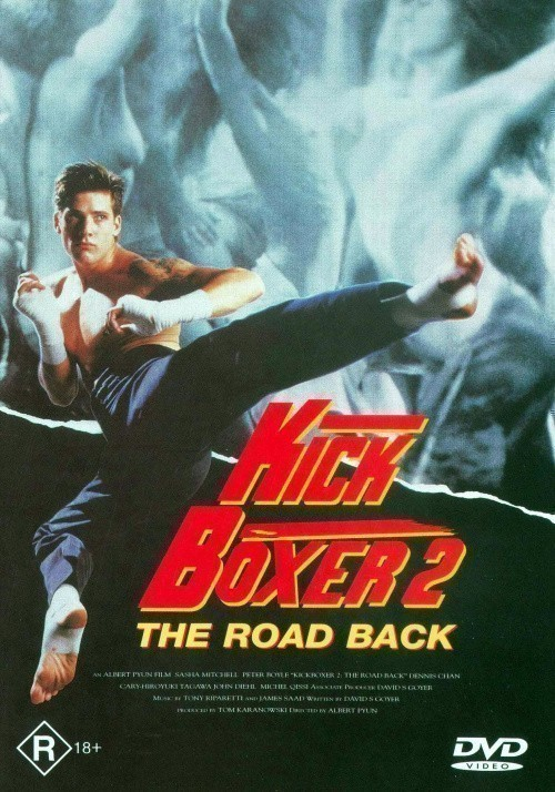 Kickboxer 2: The Road Back is similar to A Million for a Baby.
