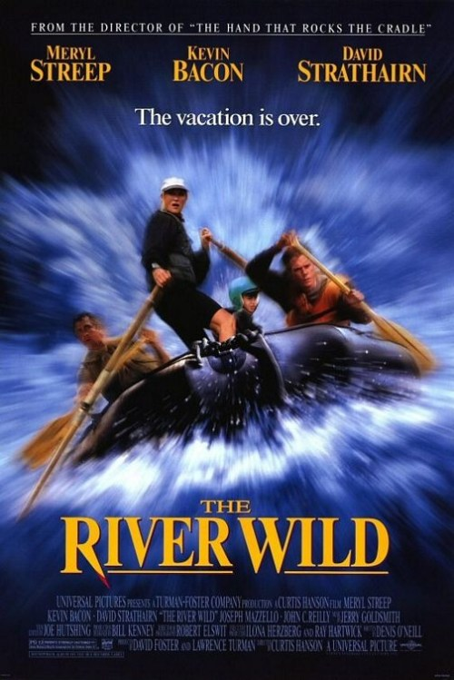The River Wild is similar to Spectre.