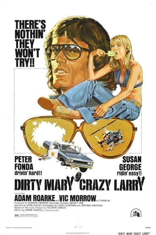 Dirty Mary Crazy Larry is similar to Jji-ra-si: Wi-heom-han So-moon.