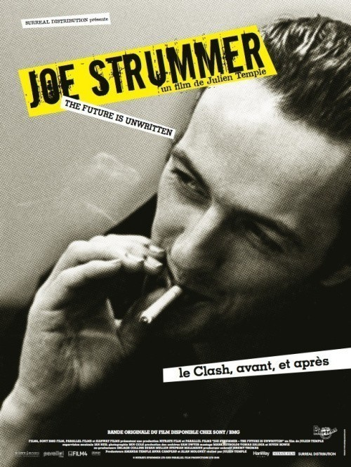 Movies Joe Strummer: The Future Is Unwritten poster