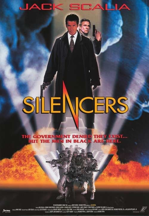 The Silencers is similar to E'gad, Zombies!.
