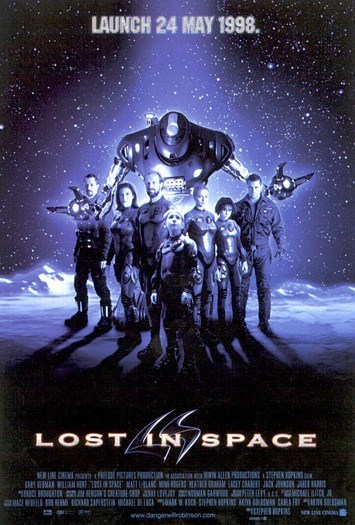 Lost in Space is similar to Finders Keepers.