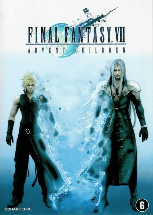 Final Fantasy VII Advent Children is similar to Bullet to the Head.
