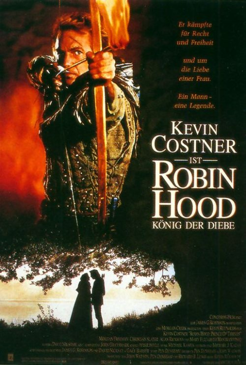Movies Robin Hood: Prince of Thieves poster