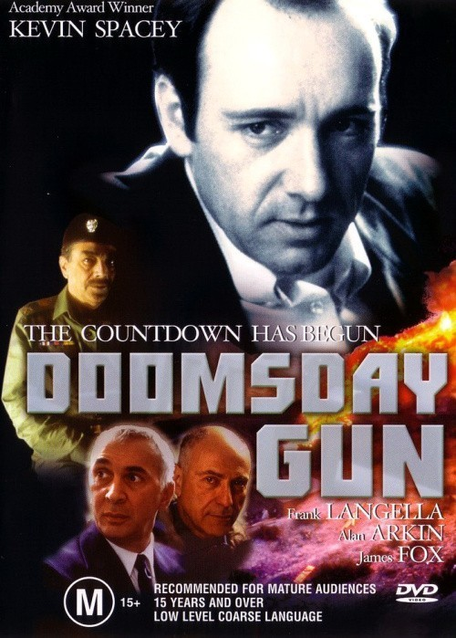 Doomsday Gun is similar to The Godfather: Part II.