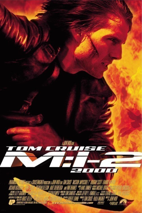 Mission: Impossible II is similar to A Christmas Horror Story.
