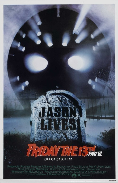 Jason Lives: Friday the 13th Part VI is similar to A Christmas Horror Story.