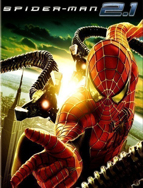 Movies Spider-man 2.1 poster
