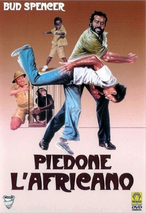 Piedone l'africano is similar to Still of the Night.