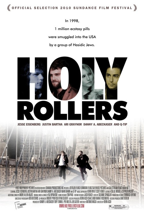 Holy Rollers is similar to The 83rd Annual Academy Awards.