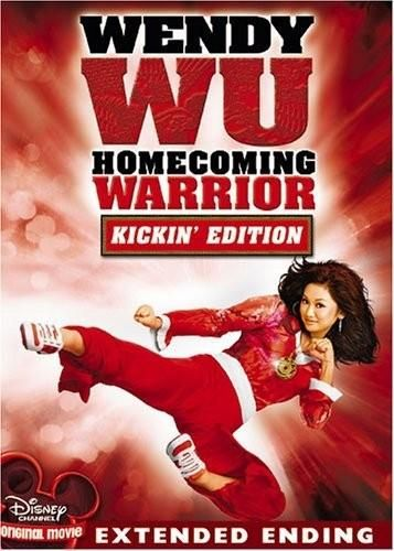 Wendy Wu: Homecoming Warrior is similar to WWE Vengeance.