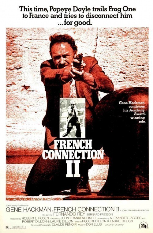 French Connection II is similar to The Alamo.